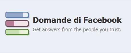 [BREAKING NEWS] La sfida a Quora: Facebook lancia una nuova versione di Questions