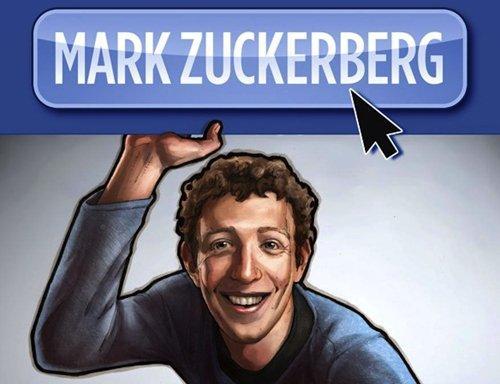 Mark Zuckerberg, eroe dei fumetti: la sua vita raccontata in comic strip