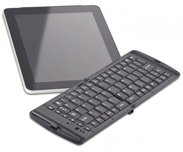Portatevi l'ufficio in tasca con la keyboard mobile Verbatim!