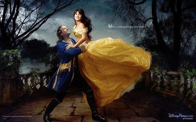 Le stelle di Hollywood trasformate in eroine Disneyane: gli scatti di Annie Leibovitz
