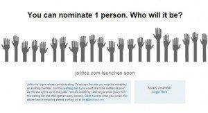 Arriva Jolitics, il social network dedicato alla politica
