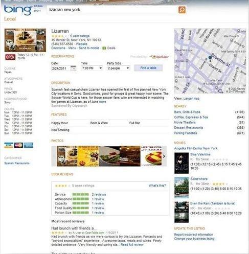 Bing lancia Deals per aggregare le offerte: la nuova sfida è sugli sconti!