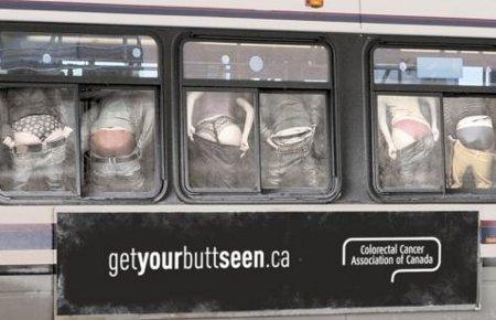 Mostriamo il didietro: la prevenzione secondo il Canada