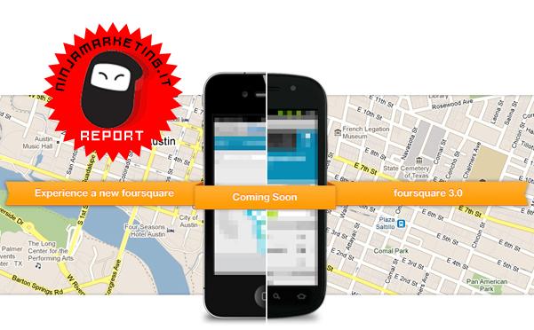 Foursquare 3.0: Nuove funzioni per far crescere gli affari Geo2.0 [HOW TO]