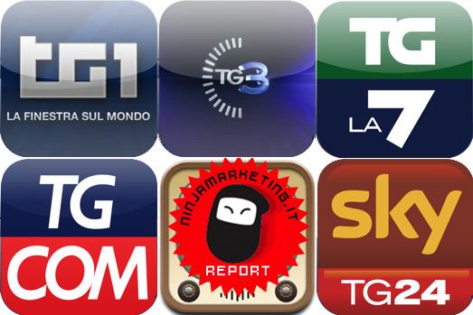 Le 5 migliori TG Apps: per essere sempre informati!