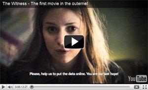 La NBC progetta il primo film in Outernet [VIDEO]