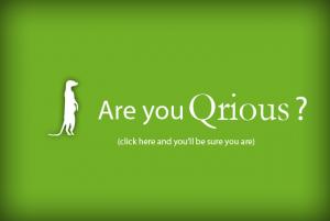 Qriously:dimmi cosa pensi e dove lo pensi
