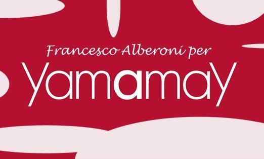 La sfida creativa di Yamamay al lingerie advertising: le parole di Alberoni al posto delle modelle