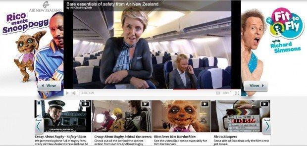 Voli Air New Zealand: ecco cosa succede a bordo