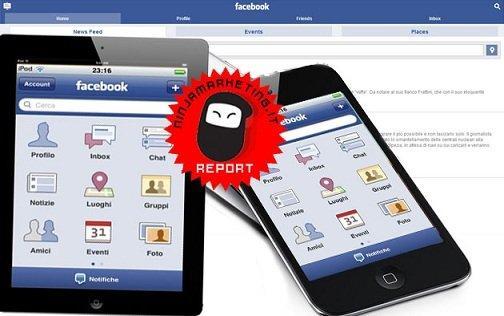 La strategia di usare più siti per piattaforme mobile secondo Facebook [TREND]