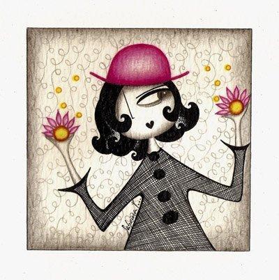 Cantidipinti: il mondo sognante e surreale dell'illustratrice Sabrina Esquerra.