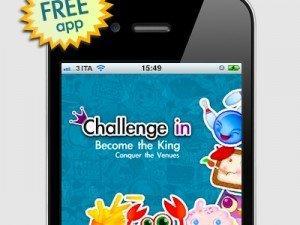 I giochi di società sbarcano sull'Iphone con la nuova startup ChallengeIn