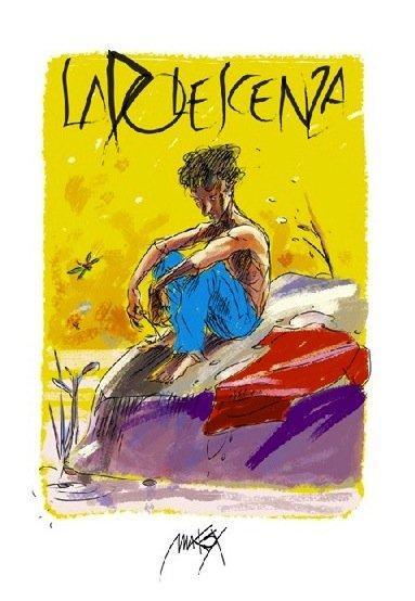 Intervista a Makkox su Ladolescenza, il fumetto autoprodotto tra la carta e il web. [CASE STUDY]