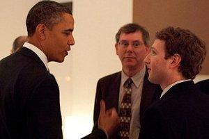 La nuova campagna di Obama parte dal quartier generale di Facebook