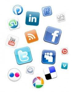 Social networks: la classifica in un'infografica