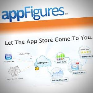 Screenshot AppFigures