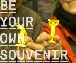 Stampare in 3D è possibile con Be your own souvenir