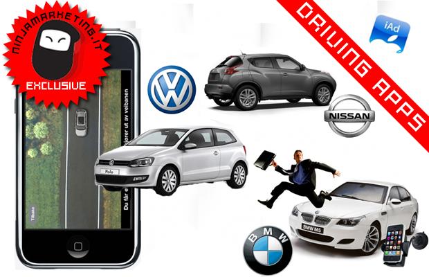 Automotive Brand e la Mobile Experience: marketing e comunicazione a confronto [CASE STUDY]