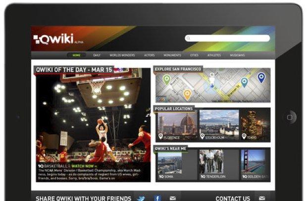 Qwiki: l'applicazione per iPad che da voce al Web 2.0