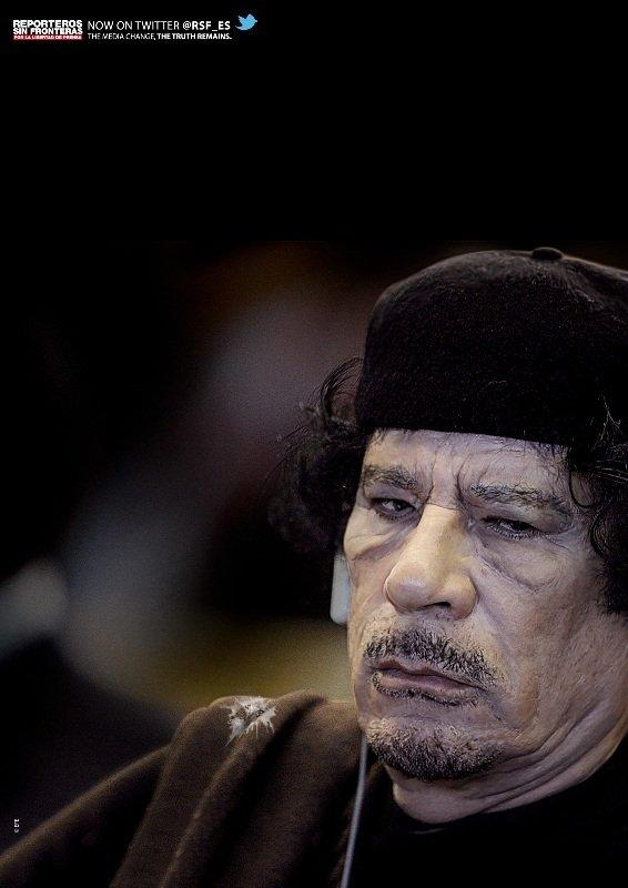 L'uccellino Twitter si vendica su Gheddafi, Mugabe ed Ahmadinejad