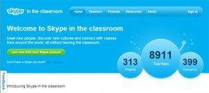 Skype in the classroom: insegnare diventa più semplice
