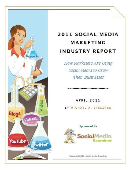 Social media marketing: lo stato dell'industry 2011 [RICERCA]