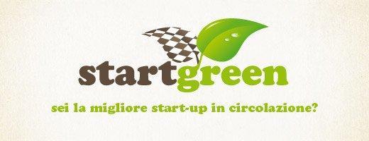 Start Green, la comunicazione sostenibile per startup… al verde!