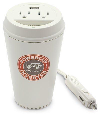 Ricarica le batterie del tuo device in auto… con un caffè!