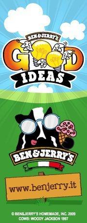 Ben&Jerry's Good Ideas: il gelato che fa bene al mondo [CASE STUDY]