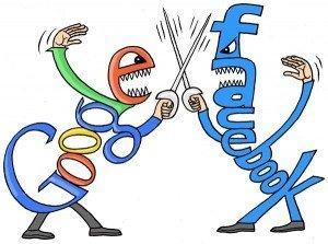 Flop di Facebook: falsi articoli che denigrano Google