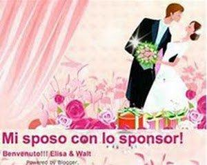 Il budget di nozze è basso? Mi sposo con lo sponsor!