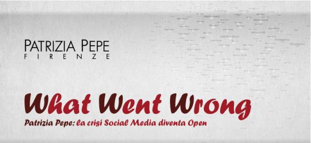Patrizia Pepe, i dati della crisi e della notte bianca