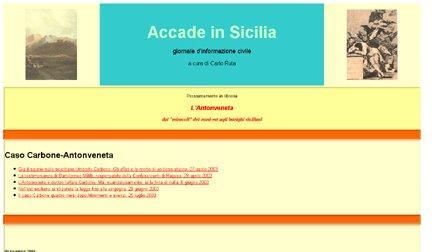 Blogger di Accade in Sicilia condannato per stampa clandestina