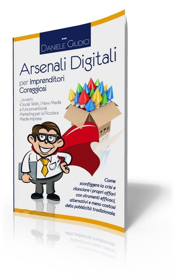 Arsenali Digitali: la guida per PMI. Parola di Daniele Giudici [INTERVISTA]
