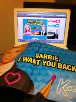 Barbie e Ken tornano insieme grazie ai social media: l'epilogo della campagna Mattel