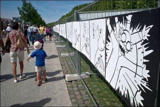 Il fumetto più lungo del mondo!