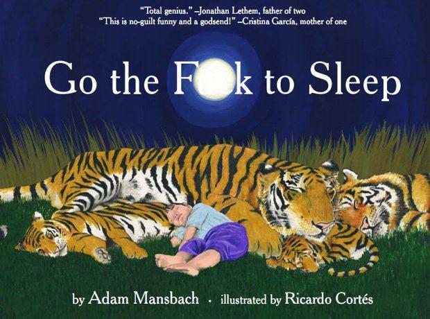 "Dalla pirateria al successo editoriale: ""Go the F**k to Sleep"""