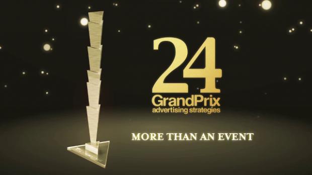 Segui la diretta streaming della 24-esima edizione del GrandPrix advertising strategies!