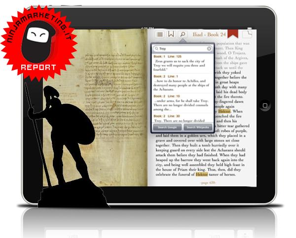 Viaggiare con l'iPad nell'Epos… a bordo del tuo tablet