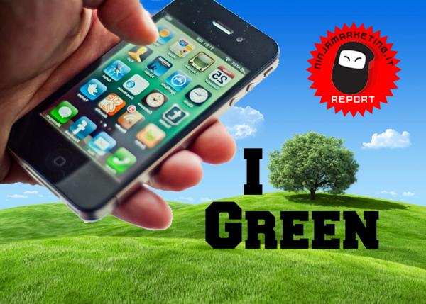 Nuovi iPhone Tools per la Sostenibilità