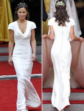 Pippa Middleton Ass Appreciation Society: il lato B delle nozze reali
