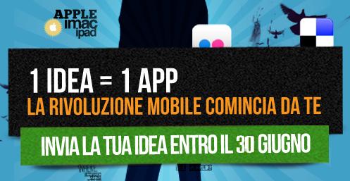 MobileSchool 1IDEA1APP primo contest per Designer di Apps