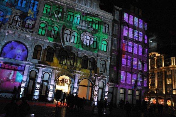 Projection mapping: gli esempi più cool