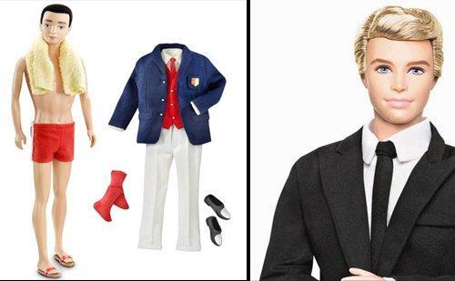 I 50 anni di Ken, lo storico compagno di Barbie
