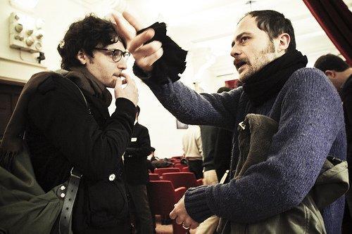 Andrea Giannangelo e Domenico Vele