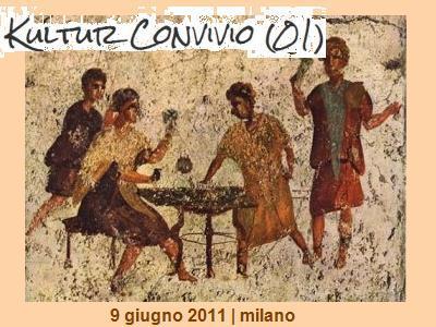 Al via Kultur Convivio: tra cultura della rete e piacere di stare insieme [EVENTO]