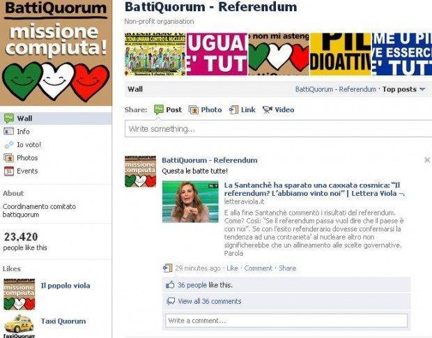Referendum: il meglio delle campagne user-generated sui social media