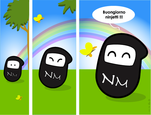 Come creare un Brand Character: dal logo Ninja Marketing al fumetto (Ep.5)