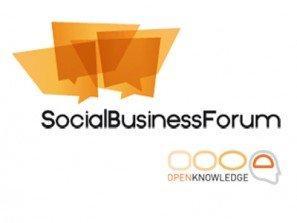Ecco per voi tutte le slide del Social Business Forum 2011