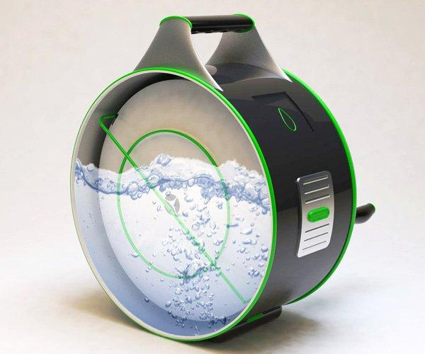 Lavastoviglie portatile: ecco a voi EcoWash